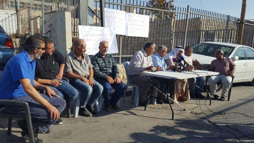 القدس: إضراب شامل بمدارس العيسوية احتجاجًا على اعتداءات الاحتلال