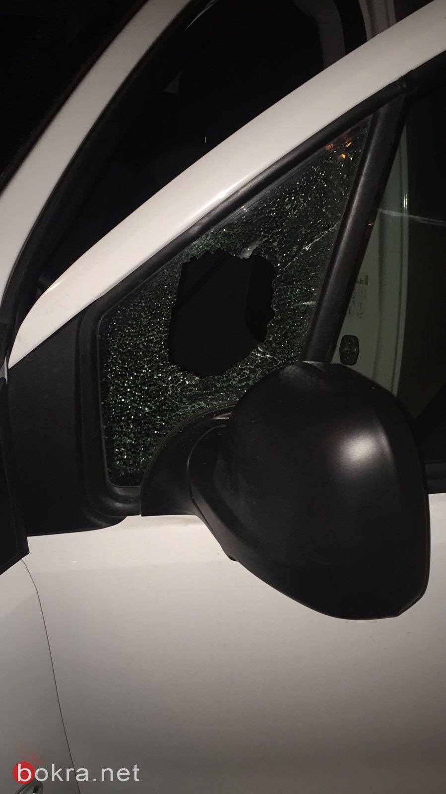 اعتقال فلسطينيين حاولا سرقة سيارة
