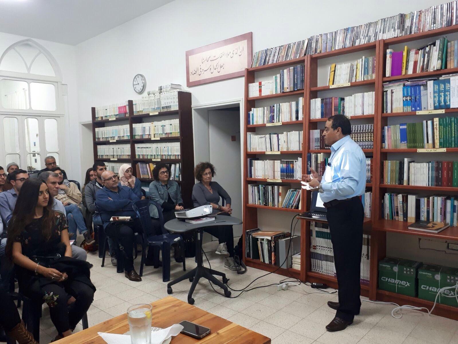 أ.د. يزبك: يجب أن يتعلم كلّ طلابنا عن تاريخ ظاهر العمر الزيداني!