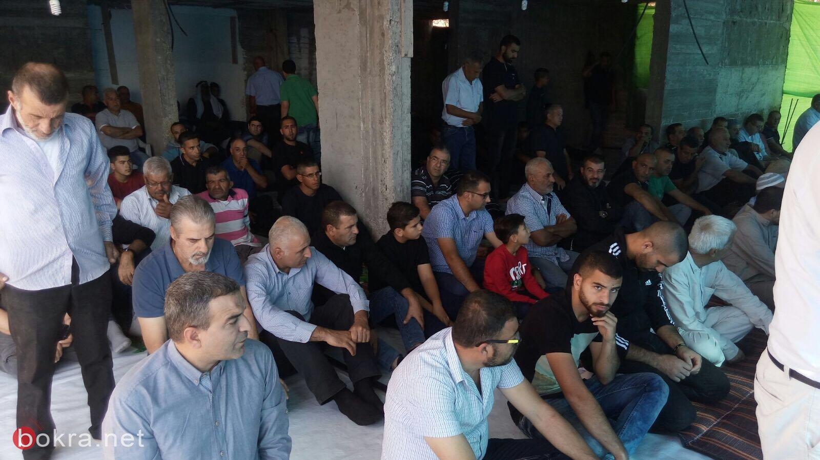 المحامي رامي جزماوي لـبكرا: على اهالي عرعرة وعارة الوقوف صفّا واحداً