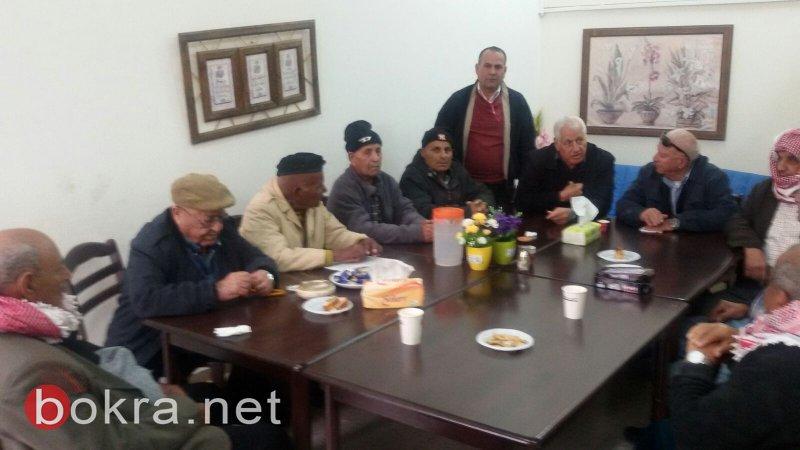 مجلس الشبلي يستضيف النائبين بهلول وسويد لمناقشة قضايا القرية ومطالبها