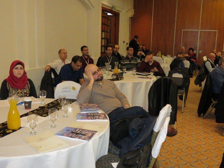 مشاركة واسعة في مؤتمر مدققي الحسابات بالناصرة