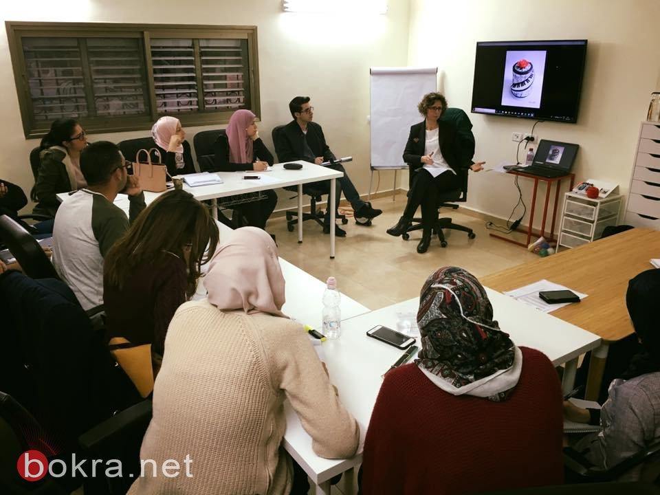 انطلاق مساق – مركز سند التعليميّ واتمام المساق الأول في إدارة المشاريع