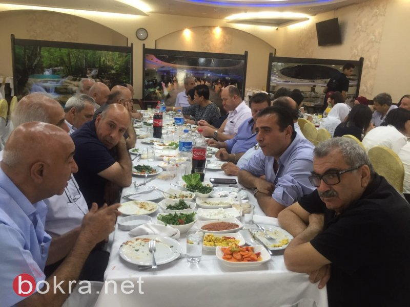 في احتفال عاملي مجلس يافة الناصرة: تكريم العمال المتقاعدين والإشادة بعطائهم