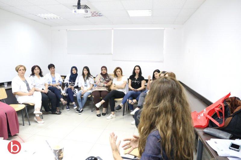 البدء منذ الآن .. لقاء جمع طلاب المعهد العالي بالناصرة ضمن مشروع خارطة الطريق