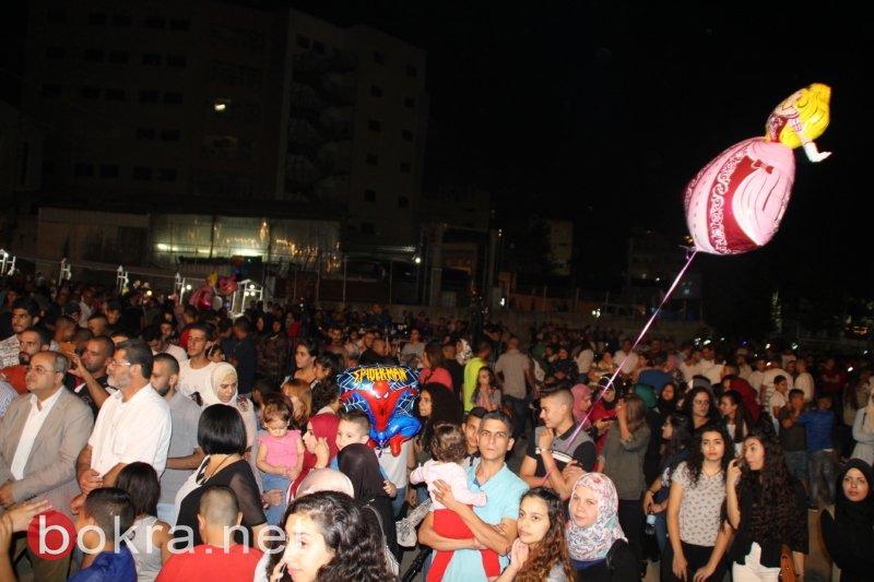 الناصرة: حضور مهيب في الليلة الاخيرة من ليالي رمضان