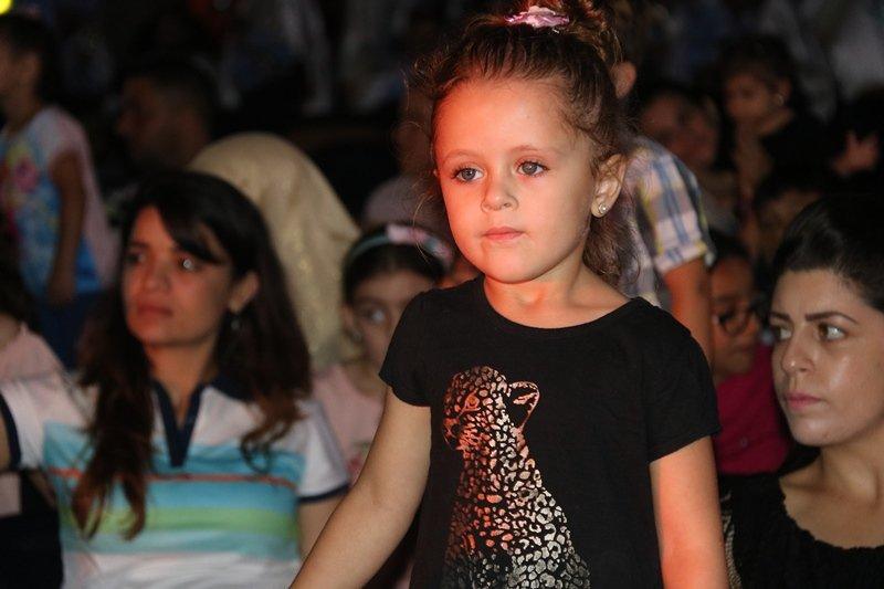 سخنين: افتتاح مهرجان فعاليات مهرجان الموسيقى والفنون تحت عنوان رمضان بيجمعنا