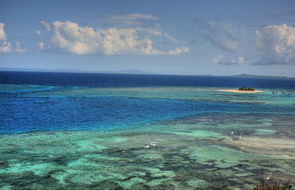 تعرفوا على افضل 4 شواطئ ساحرة في الكاريبي