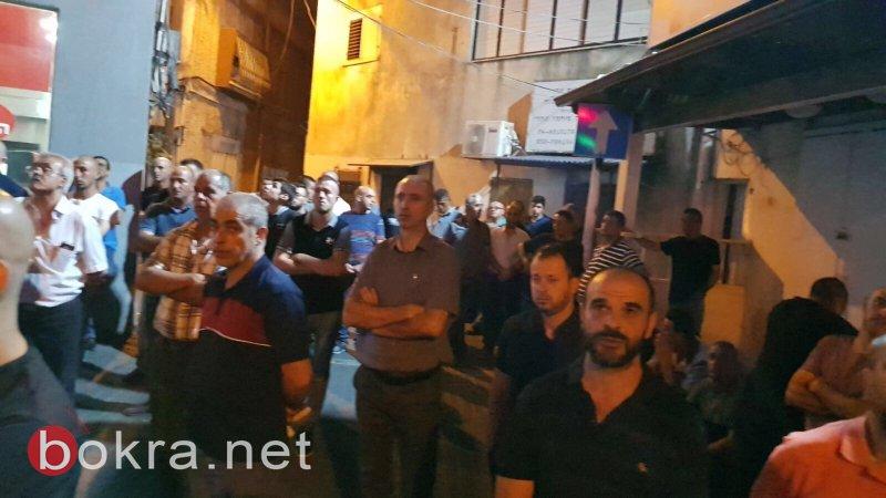 ليلة حزينة في أم الفحم .. تشييع جثمان محمد محاجنة، ضحية حادث العمل