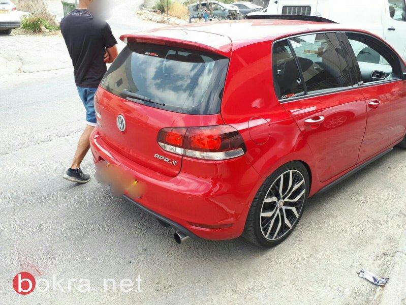 سيارات معدّلة في بلدات عربية ومئات المخالفات في حملة للشرطة