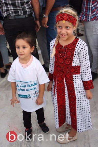 كفركنا: افتتاح المقر الانتخابي النسائي لقائمة ابناء قانا باجواء حماسية واحتفالية