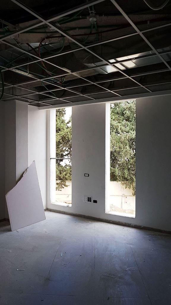 الناصرة: تهيئة مبنى دار البلدية من الداخل