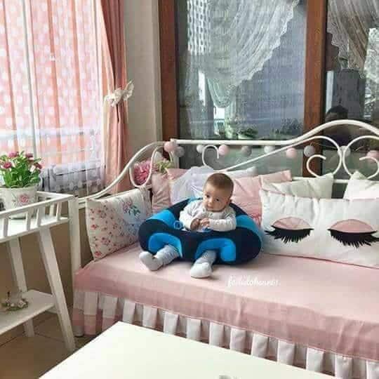 تركية تثير الإعجاب على مواقع التواصل بصور مميزة من منزلها