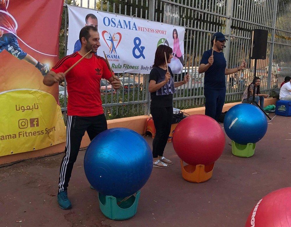 المدرب اسامة غرة: الرياضة نهج حياة بدأ شبابنا يعي اليه