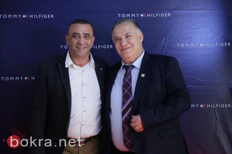 والآن، Tommy Hilfiger في الناصرة .. قمّة الأناقة