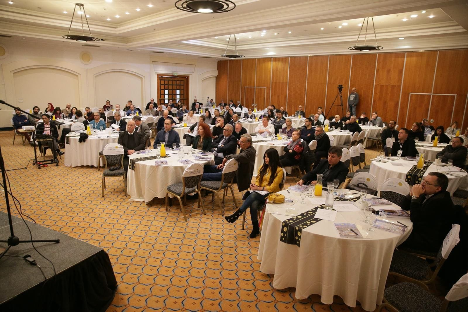 أسامة حسن لبكرا: نتائج إيجابية للمؤتمر الخامس لمدققي الحسابات في الناصرة