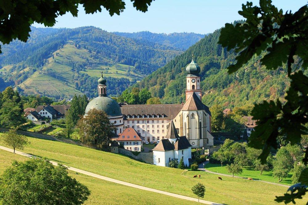 """""""الغابة السوداء"""" وجهة سياحية ألمانية تجذب المغامرين 1830012561"""