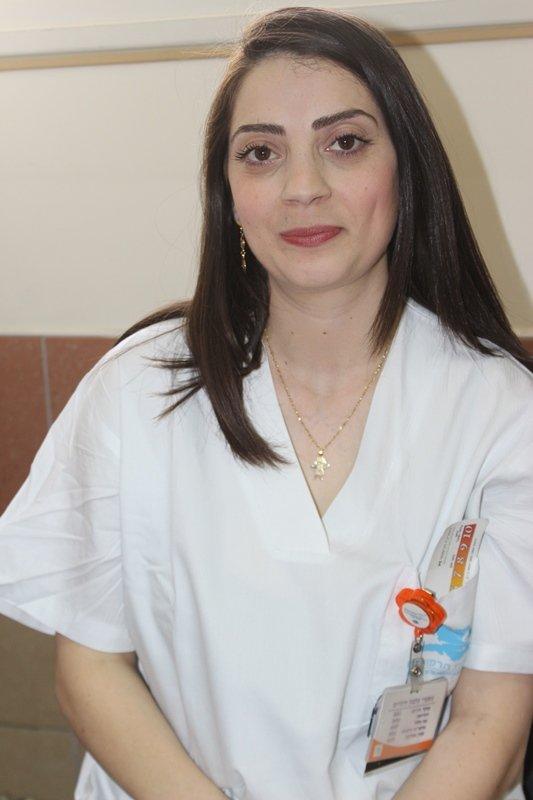 لحظة التوليد، رعاية وتجربة مؤثرة للممرضات في المركز الطبي زيف في صفد