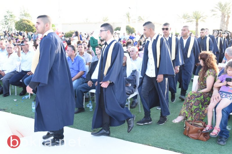 الأخوة أورط جلبوع تخرج الفوج الـ21  من طلابها