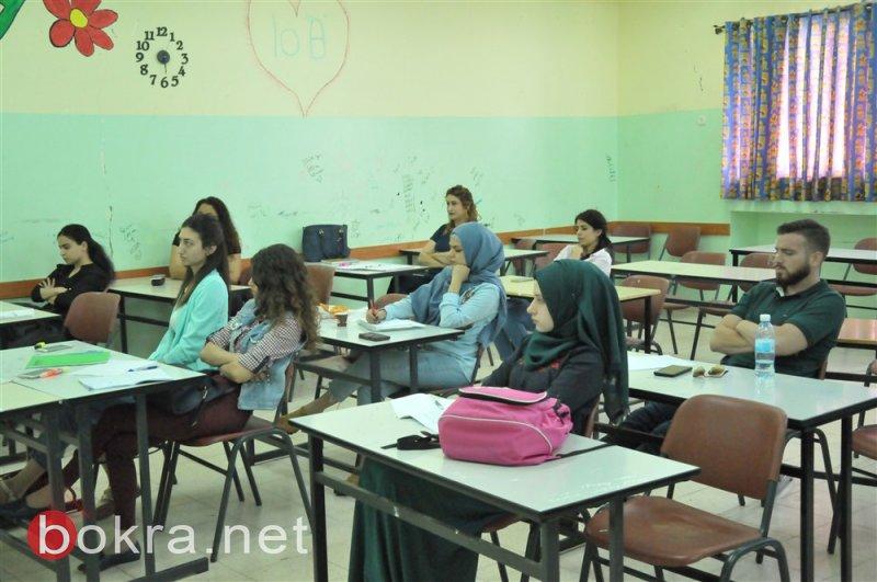 البدء منذ الآن .. لقاء جمع طلاب كلية غرناطة ضمن مشروع خارطة الطريق