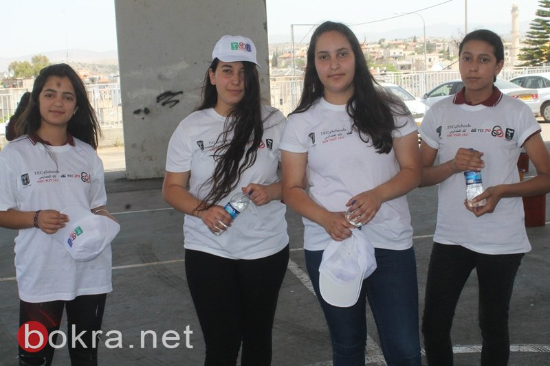 سخنين: اعدادية الحلان تستقبل طلاب من مدارس يهودية ضمن مشروع Tec4schools