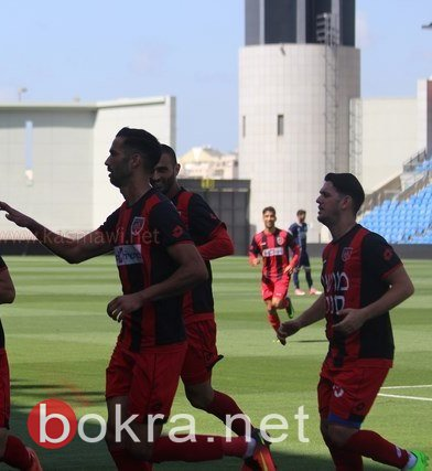 بعد فوز الوحدة كفر قاسم على طبريا..مباراة واحدة تفصله عن الدرجة الممتازة