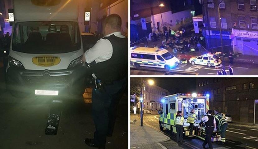 عملية دهس لمصلين قرب مسجد في لندن ومقتل شخص