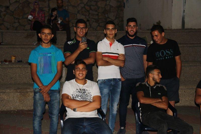 سخنين: استمرار فعاليات مهرجان  رمضان بيجمعنا لليوم الثاني