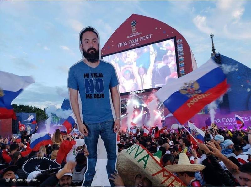 منعته زوجته من السفر إلى روسيا.. اكتشف ما فعله أصدقاؤه