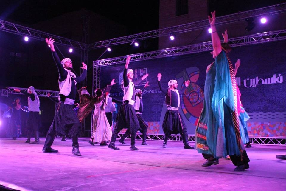 جنين: انطلاق فعاليات مهرجان فلسطين للرقص والموسيقى الثامن عشر