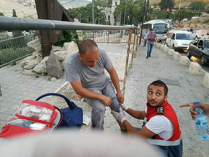 رابطة صحافيي الداخل تستنكر إعتداء الشرطة على الزميل حسن شعلان