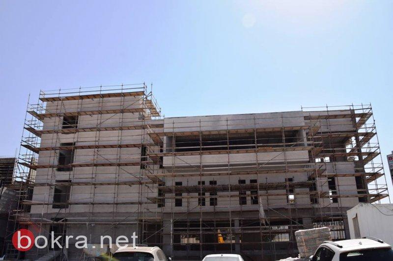 أشهر قليلة تفصلنا عن افتتاح المبنى الجديد لبلدية الناصرة