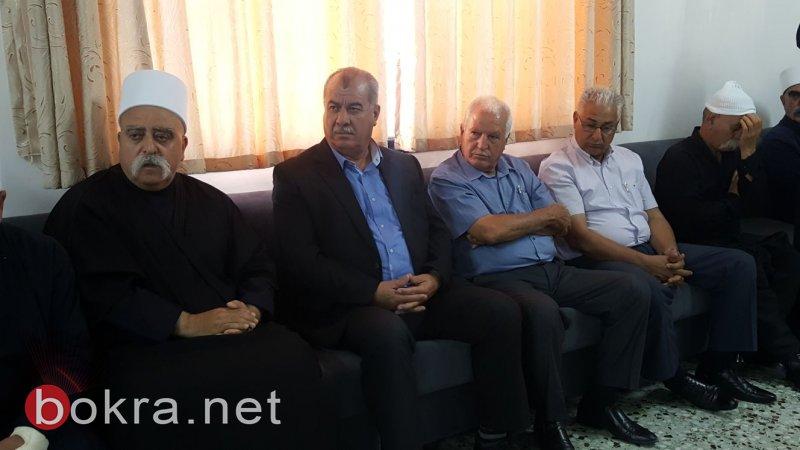 الشيخ رائد دعنا لـبـُكرا : المسجد الاقصى فوهة بركان وبارود