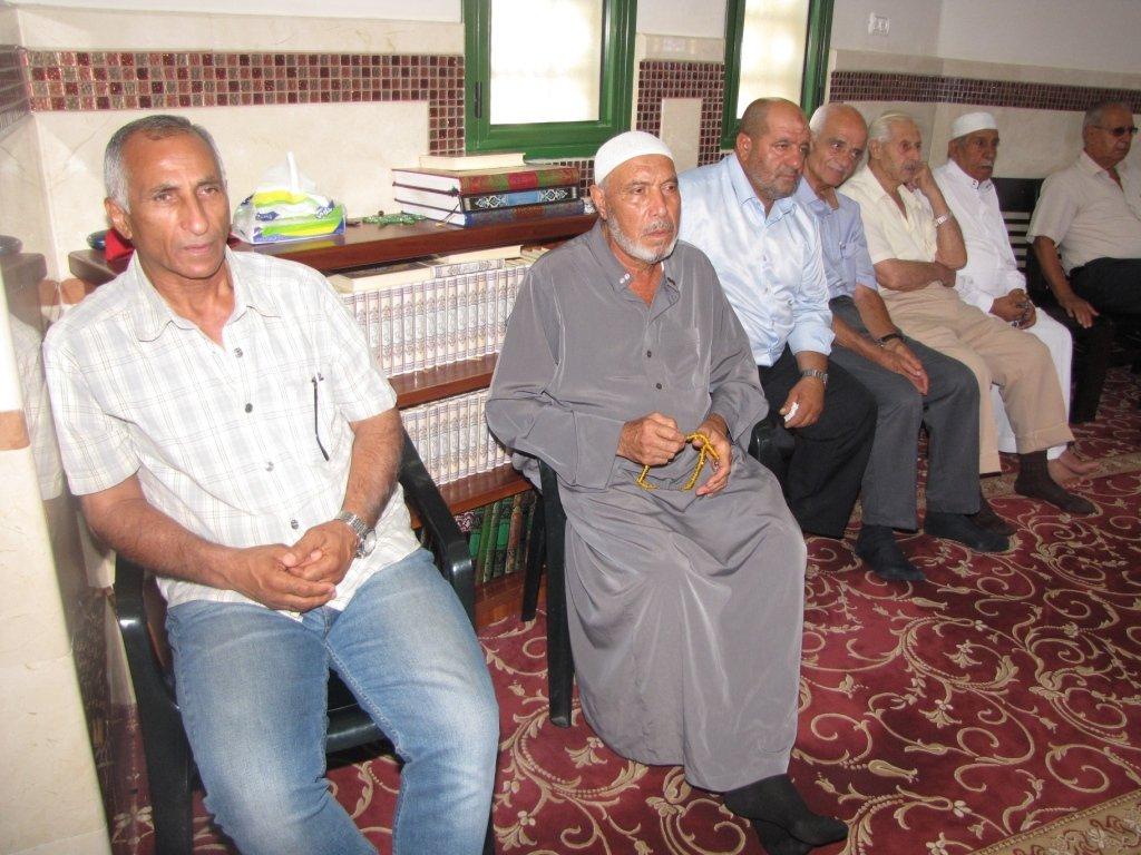 الحج خطبة الجمعة بجامع عمر المختار يافة الناصرة