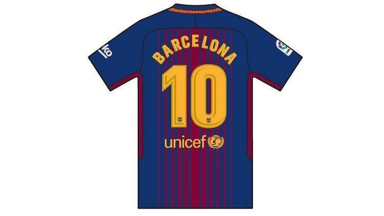 قمصان استثنائية لفريق برشلونة بعد الهجوم الدامي