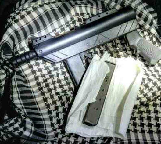 الطيرة: اعتقال حارس أمن لحيازته بندقية غير مرخصة
