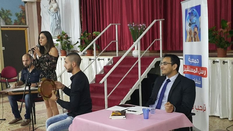 شفاعمرو تستضيف الشاعر المتألق اياس ناصر في أمسية مميزة من الشعر والفن الأصيلين