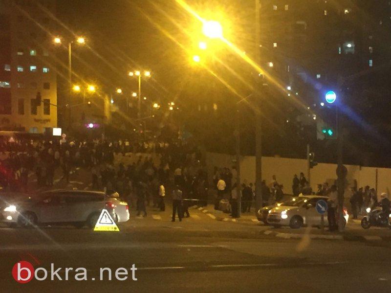 اعتقالات  واصابات في مواجهات بين الشرطة والـحرديم