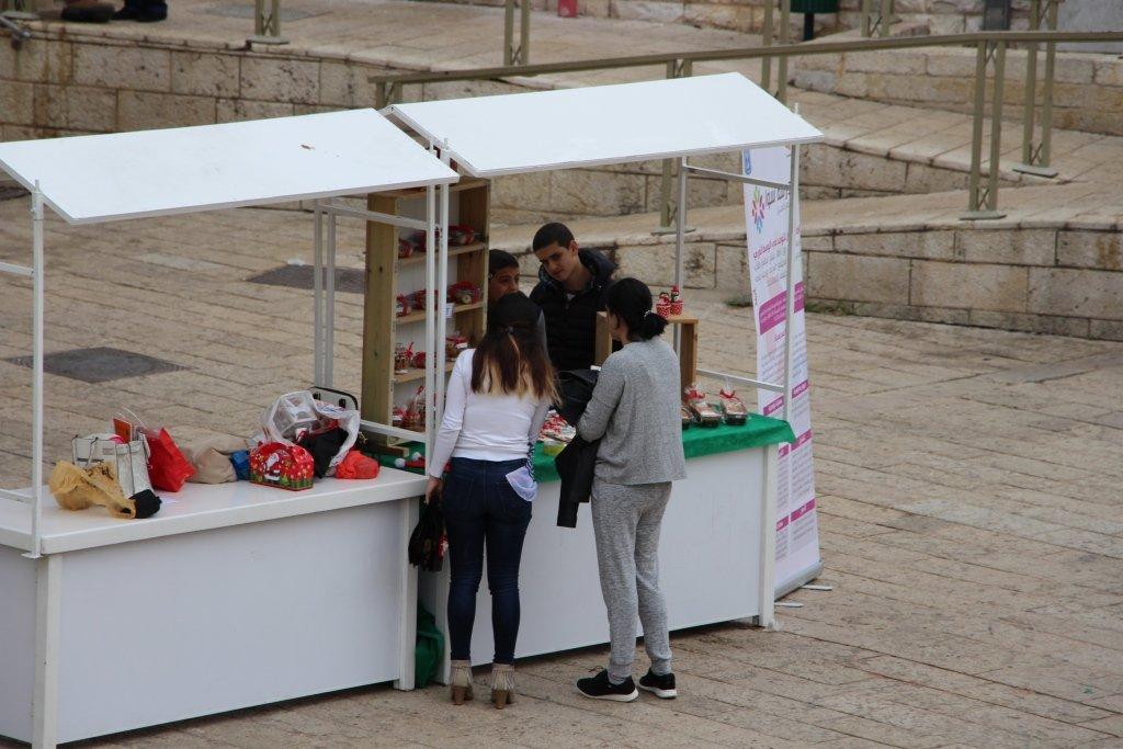 بلدية الناصرة: أجواء ميلادية رائعة تشهدها المدينة وندعوكم للمشاركة بمسيرة الميلاد