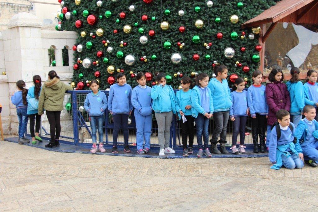 أجواء اليوم الثالث من كريسماس ماركت الناصرة