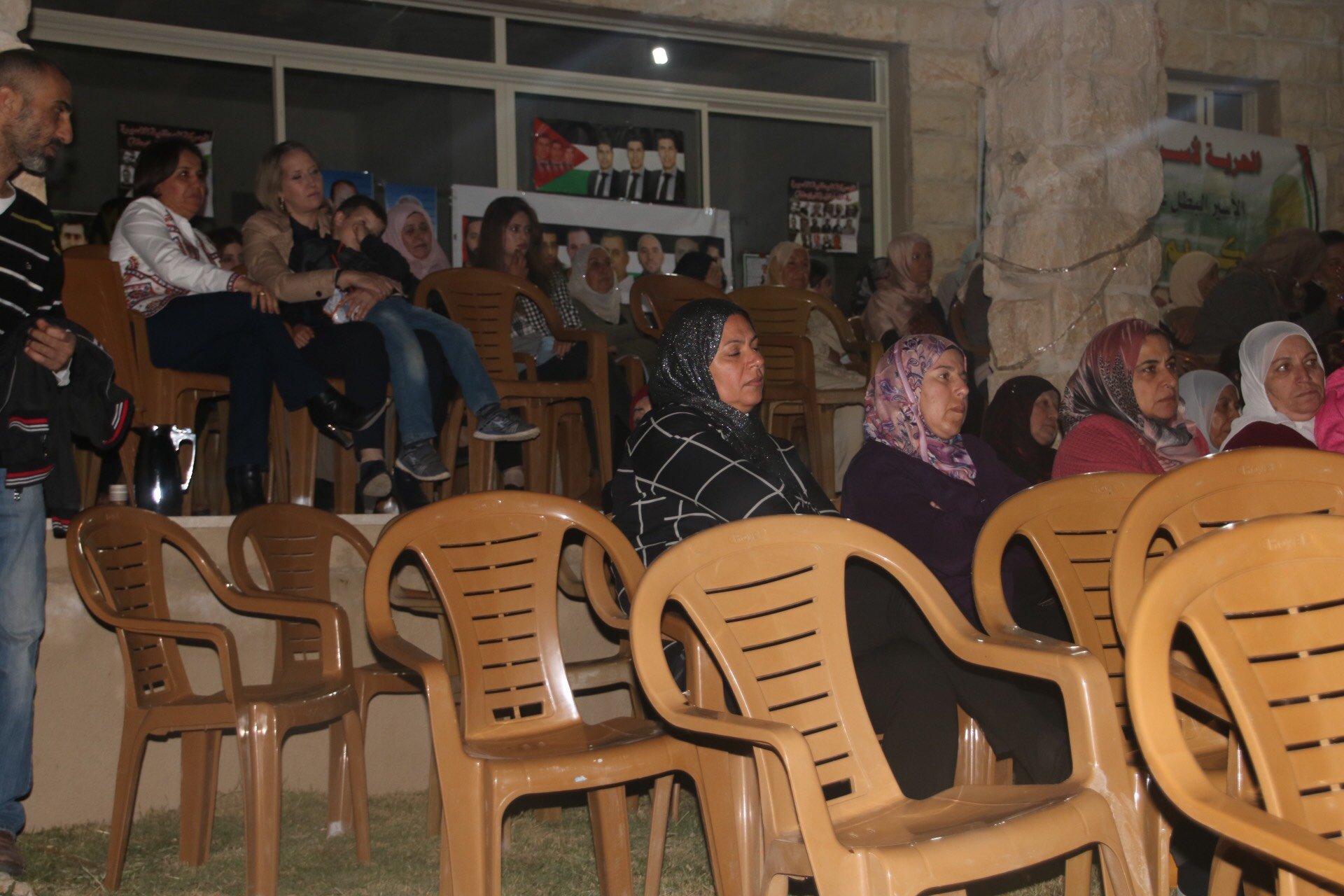 من خيمة الكرامة في عرعرة: نداء لمقاطعة منتوجات الألبان الاسرائيلية