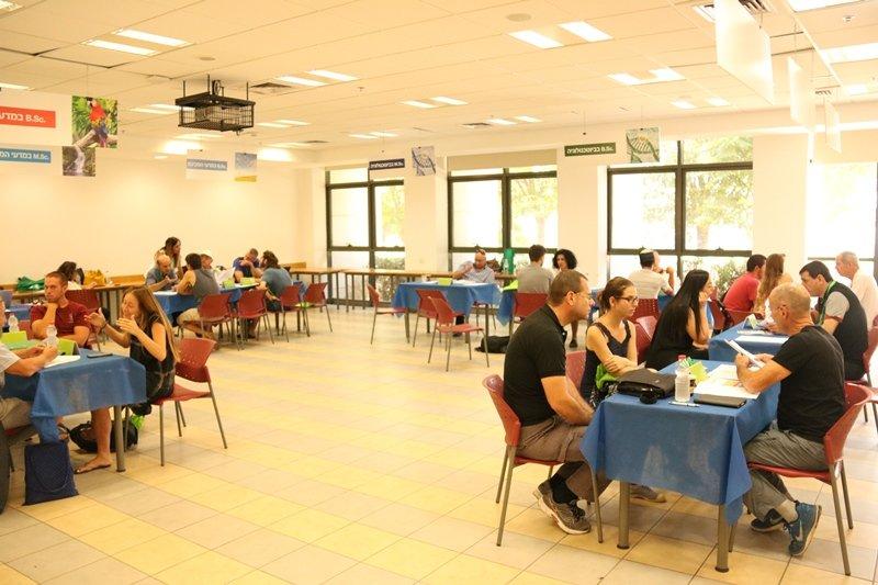 يوم مفتوح تنظمه الكلية الاكاديمية تل حاي للتعرف على المسارات العلمية والاجتماعية