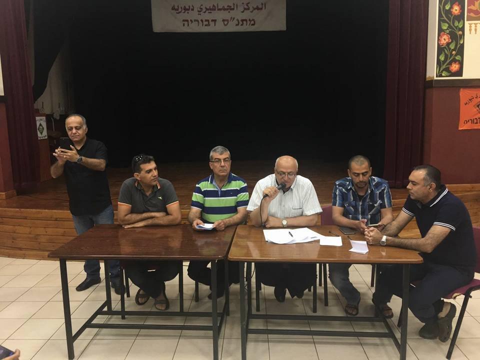 دبورية: اليوم اضراب بالمدرسة الاعدادية والمطالبة باقالة المدير