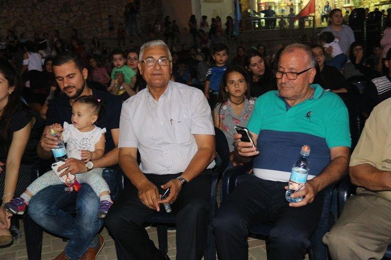 سخنين: اختتام فعاليات مهرجان الموسيقى والفنون الثاني بأجواء رمضانية مميزة