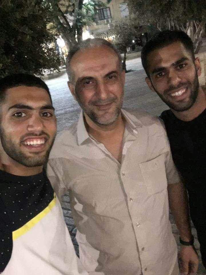 الناصرة تستقبل ابنها الأسير المحرر بكر أبو ربيع بدموع الفرح
