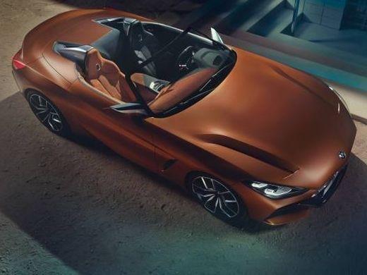 """بي إم دبليو"""" تكشف عن مفهومها الجديد لسيارة """"زد 4 رودستر"""" الرياضية"""