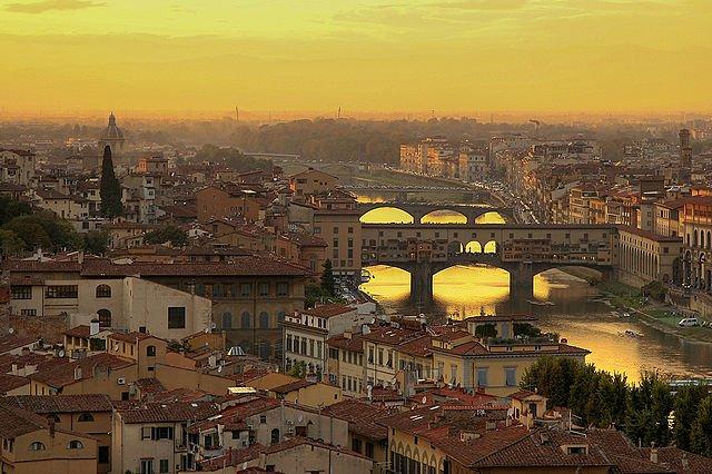 تعرفوا على مدينة فلورانسا عاصمة توسكانا الايطالية