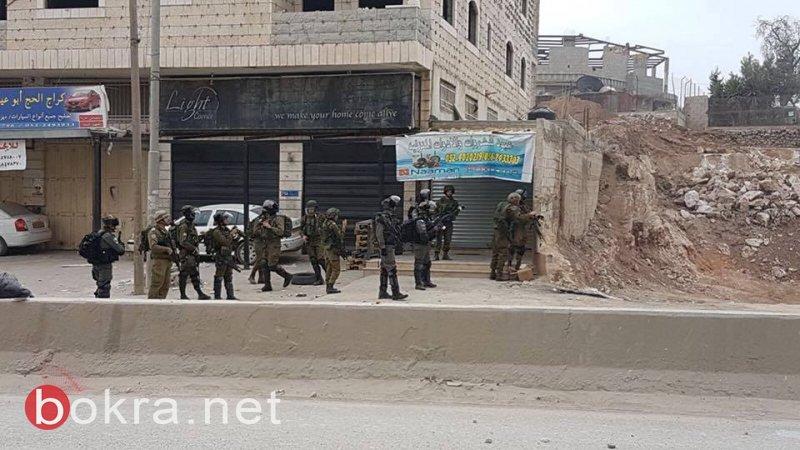 اصابات خلال قمع الاحتلال المسيرات المنددة بإعلان ترمب في عدة محافظات