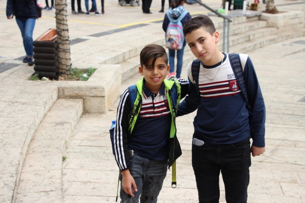 بكرا مستمر في نقل اجواء العيد من الناصرة