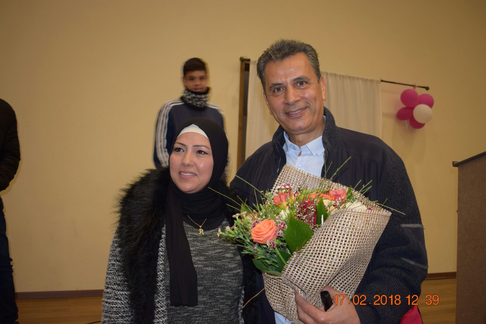 استضافة ثانوية بيت الحكمة الدكتور المتميز نادر بطو